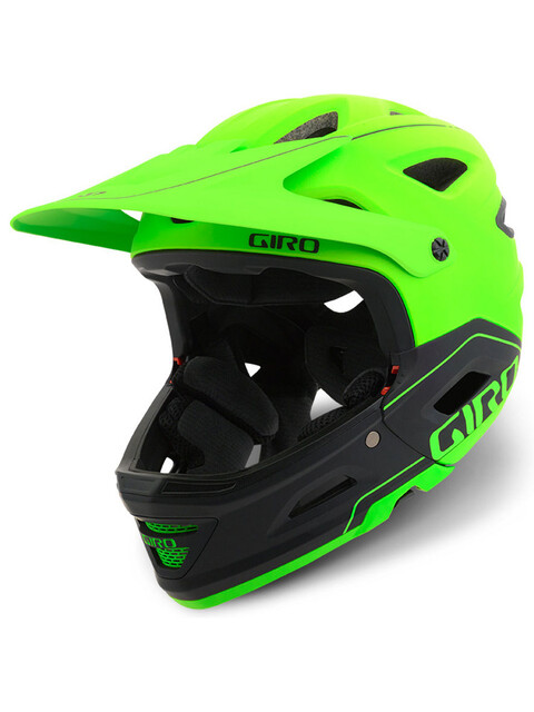 Giro Switchblade MIPS - Casque de vélo - jaune/vert